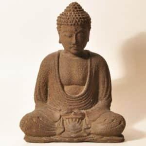 каменная статуэтка Будды