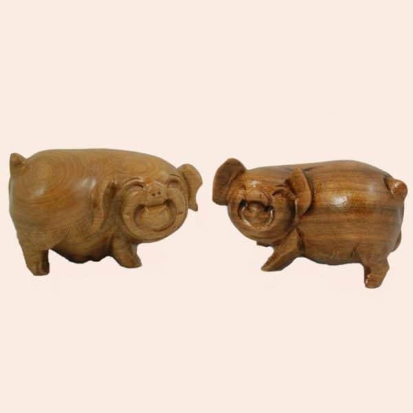 Пара свиней