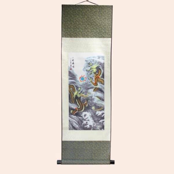 Панно на стену в китайском стиле