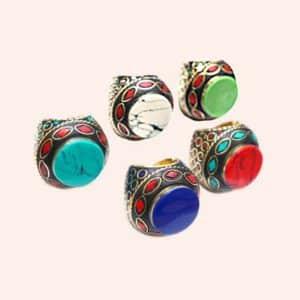 Серьги, кольца, кулоны