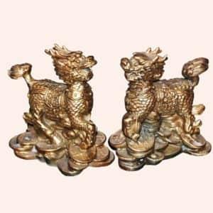 Символы Фен Шуй, мифические животные