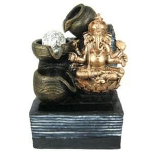 декоративный фонтан - Ганеша