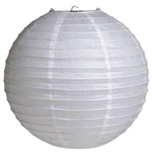 подвесной фонарик белый