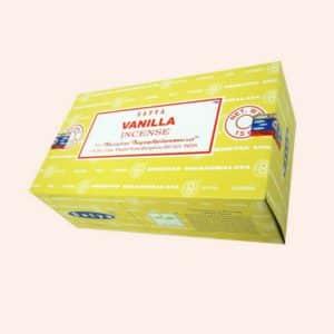 Благовония SATYA Vanilla Ваниль 15г