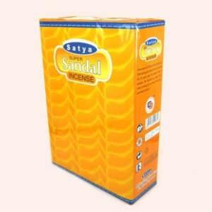 Благовония SATYA Super Sandal Сандал 20г