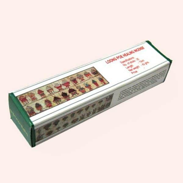 Тибетские благовония Loong Poe healing incense