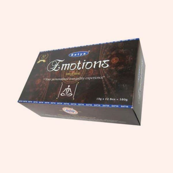 Благовония SATYA Emotions Эмоции 15г