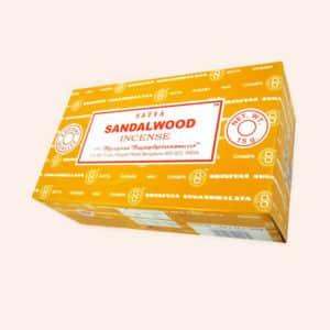 Благовония SATYA Sandalwood Сандал 15г