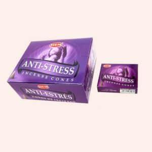 Благовония конусы HEM Antistress Антистресс