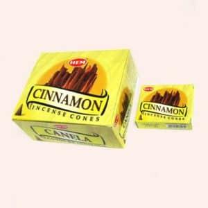 Благовония конусы HEM Cinnamon Корица