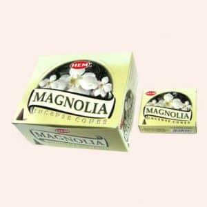 Благовония конусы HEM Magnolia Магнолия