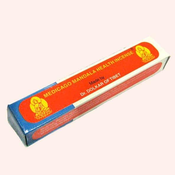 Тибетские благовония Medicago Mandala