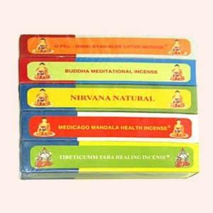 Тибетские благовония набор Mixed-gift-pack