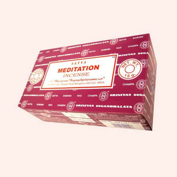 Благовония SATYA Meditation Медитация 15г