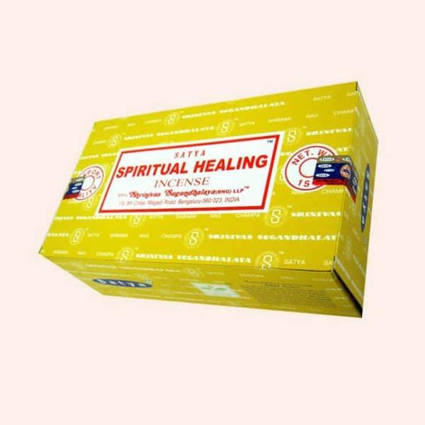 Благовония SATYA Spiritual Healing Духовное Исцеление 15г