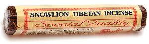 Тибетские благовония Снежный лев