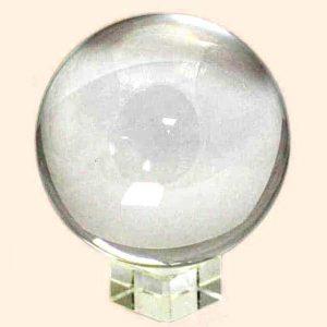 хрустальный шар 15 см