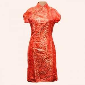 Китайский национальный костюм женский