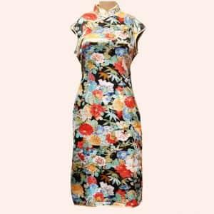 Китайское национальное платье