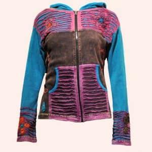 Дизайнерская куртка Пэчворк