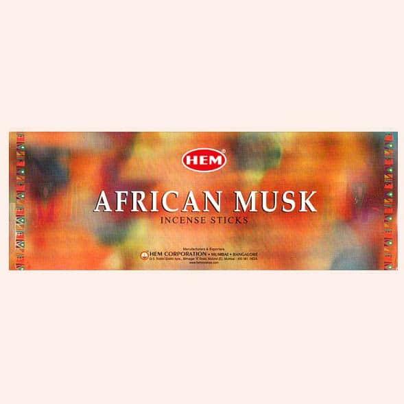 Благовония HEM African Musk Африканский Муск