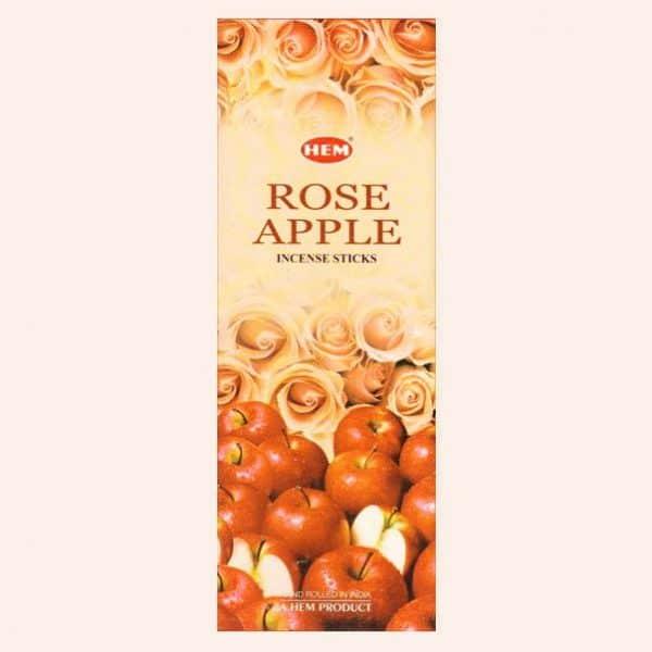 Благовония HEM Apple Rose Яблоко Роза