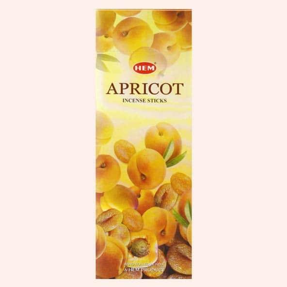 Благовония HEM Apricot Абрикос