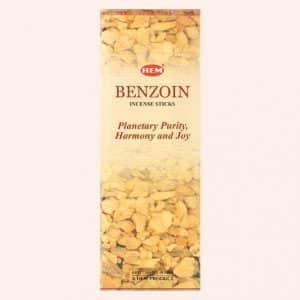 Благовония HEM Benzoin Бензоин
