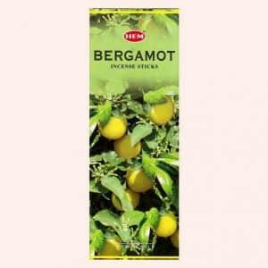 Благовония HEM Bergamot Бергамот