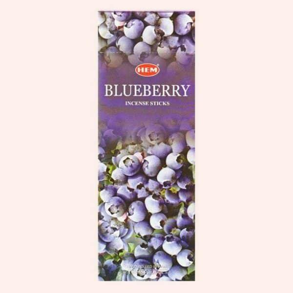 Благовония HEM Bluberry Черника