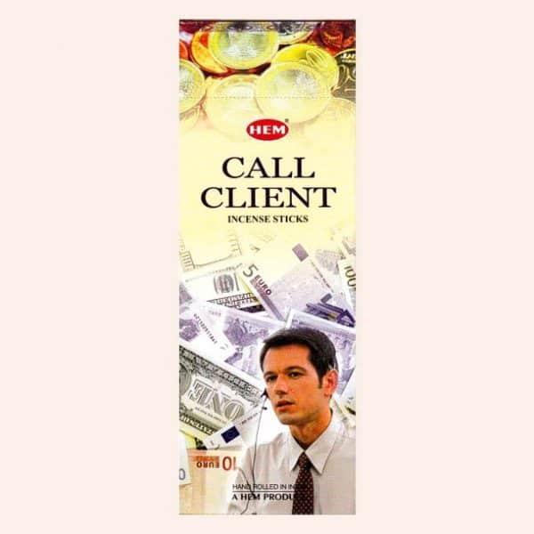 Благовония HEM Call Clients Привлечение Клиентов