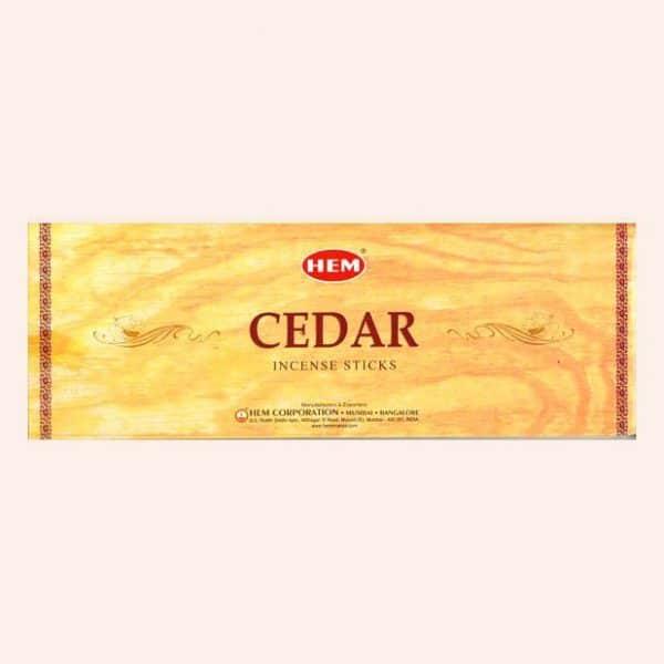 Благовония HEM Cedar Кедр