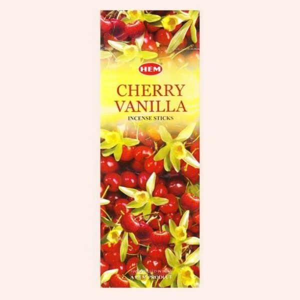 Благовония HEM Cherry Vanilla Вишня Ваниль