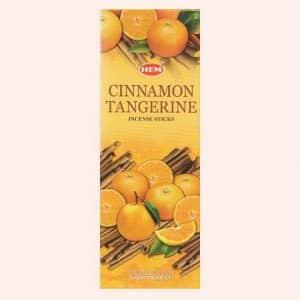 Благовония HEM Cinnamon Tangerine Корица Мандарин