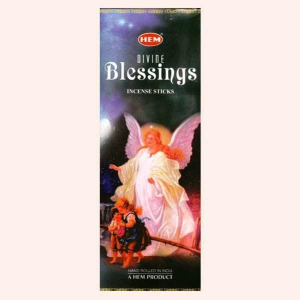 Благовония HEM Divine Blessing Божественное Благословение