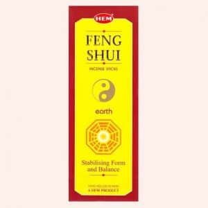Благовония HEM Feng Shui Earth Фен-Шуй Земля