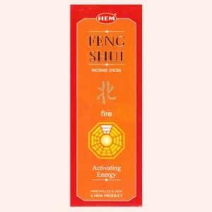 Благовония HEM Feng Shui Fire Фен-Шуй Огонь