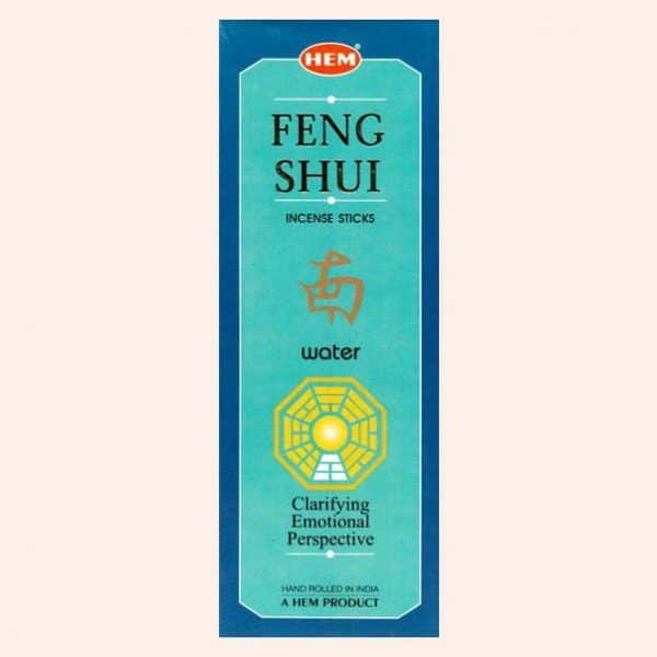 Благовония HEM Feng Shui Water Фен-Шуй Вода