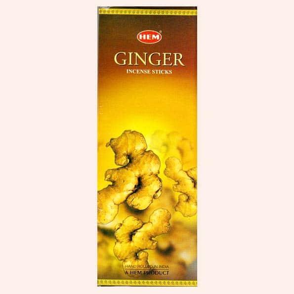 Благовония HEM Ginger Имбирь
