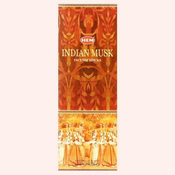Благовония HEM Indian Musk Индийский Муск