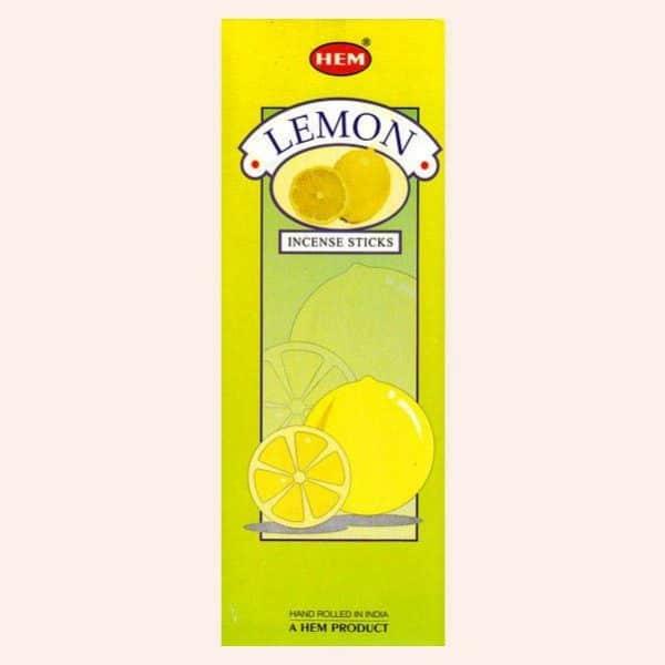 Благовония HEM Lemon Лимон