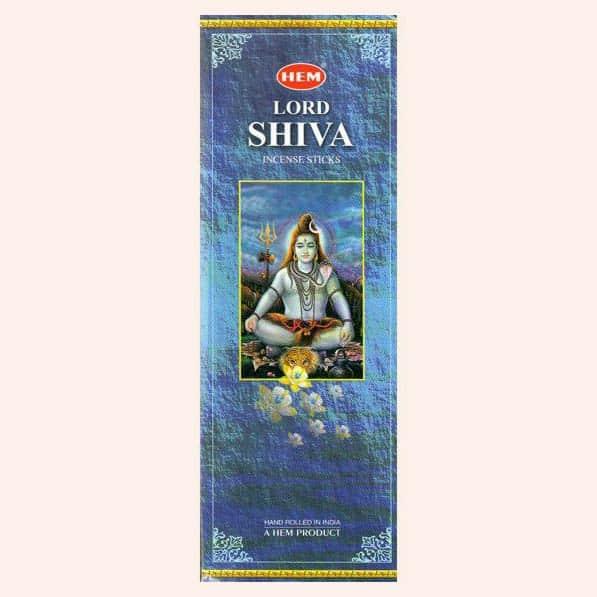 Благовония HEM Lord Shiva Лорд Шива