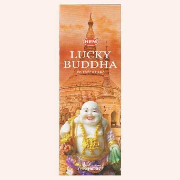 Благовония HEM Lucky Buddha Хотей