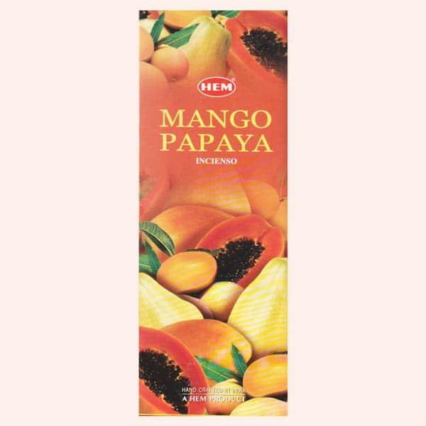 Благовония HEM Mango Papaya Манга Папая