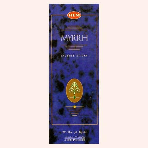 Благовония HEM Myrrh Мирра