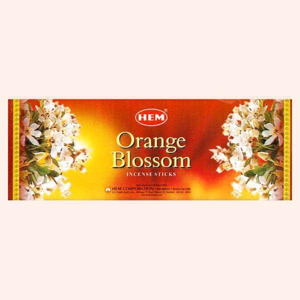 Благовония HEM Orange Blossom Цветение Апельсина