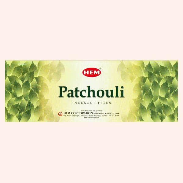 Благовония HEM Patchouli Пачули