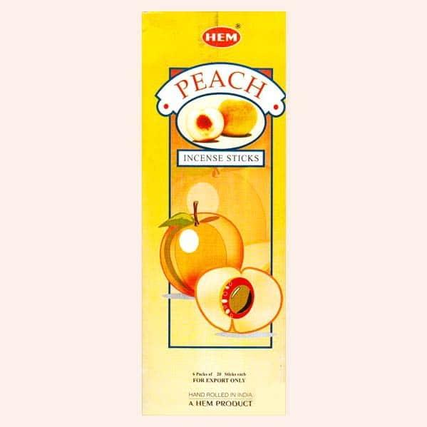 Благовония HEM Peach Персик