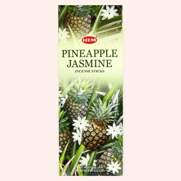 Благовония HEM Pineapple Jasmine Ананас Жасмин