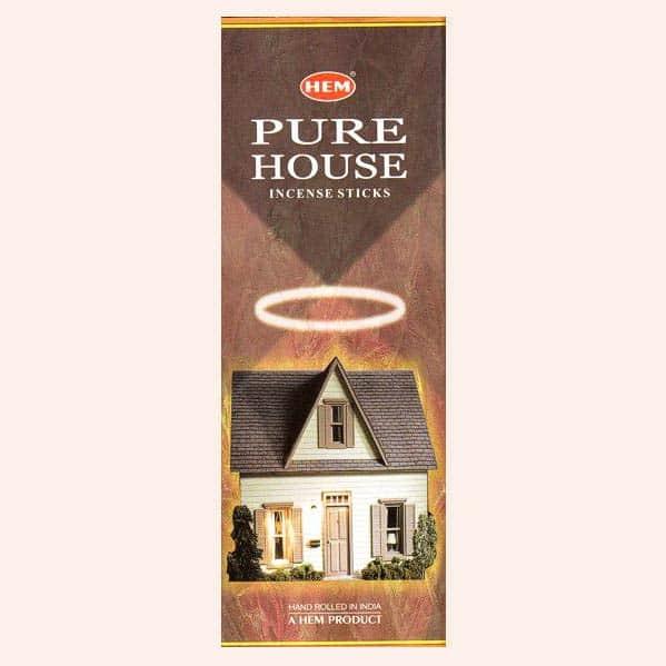 Благовония HEM Pure House Очищение Дома
